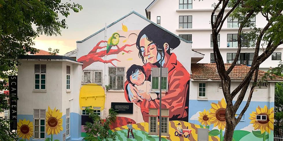 Katong Mural